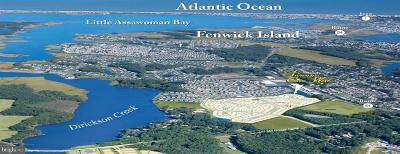 Selbyville Residential Lots & Land For Sale: 36994 Owl Drive