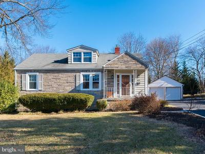 Falls Church Single Family Home Active Under Contract: 3019 Strathmeade Street
