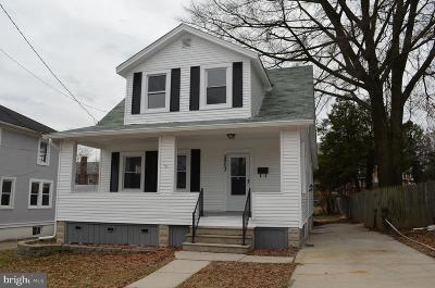 Baltimore Single Family Home For Sale: 2903 Oakcrest Avenue