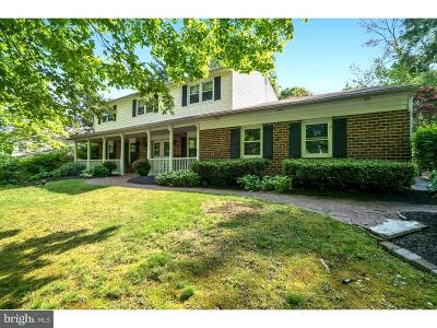 Yardley Single Family Home For Sale: 1327 University Drive