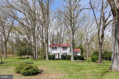 Warrenton Single Family Home For Sale: 8728 Wales Road
