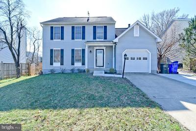 Laurel Single Family Home Active Under Contract: 9087 Manorwood Road