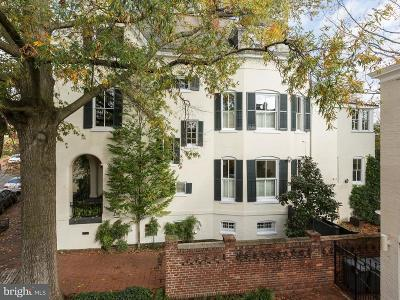 Georgetown Single Family Home For Sale: 1515 31st Street NW