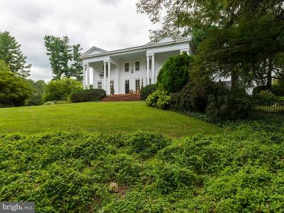 Warrenton Single Family Home For Sale: 402 Culpeper Street