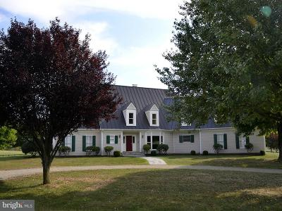 Warrenton Single Family Home For Sale: Lake Willow Court
