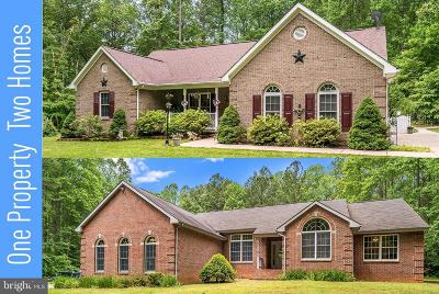 Fauquier County Single Family Home For Sale: 4300 Sumerduck Road