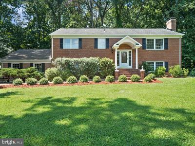 Oakton Single Family Home For Sale: 3110 Hunt Road