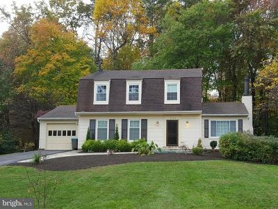 Reston Single Family Home For Sale: 2328 Rosedown Drive