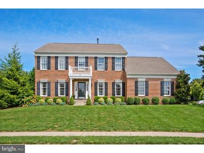 Moorestown Single Family Home For Sale: 2 Fieldstone Way