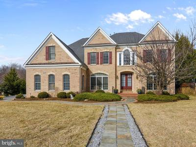 Gaithersburg Single Family Home For Sale: 12249 McDonald Chapel Drive