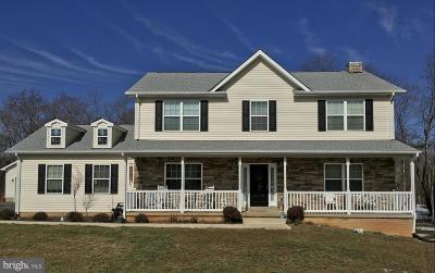 Fauquier County Single Family Home For Sale: Cherry Hill Road