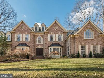 Fairfax Station VA Single Family Home For Sale: $1,200,000