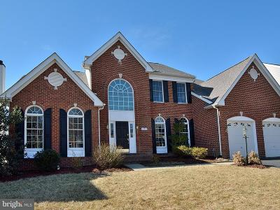 Chantilly Single Family Home Active Under Contract: 43265 Valiant Drive