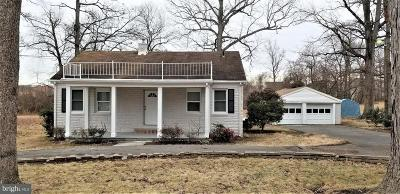 Fort Washington MD Single Family Home For Sale: $264,900