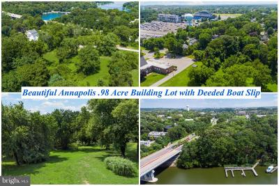 annapolis Residential Lots & Land For Sale: 307 Rogers Heights Road