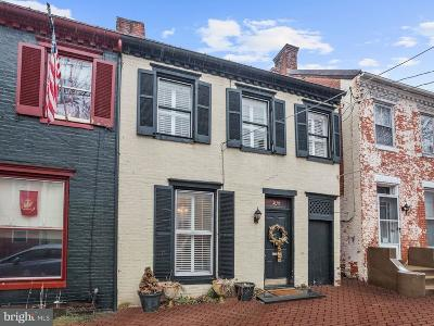 Frederick Townhouse For Sale: 24 W South Street