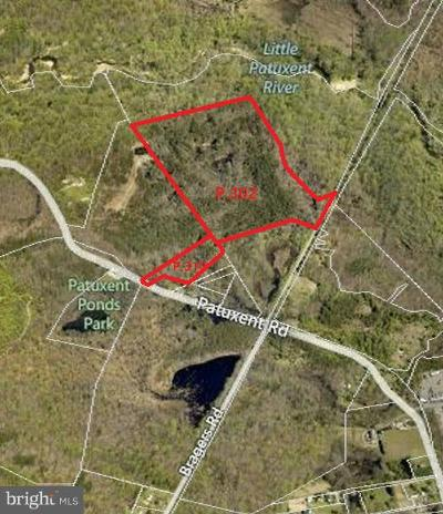 Odenton Residential Lots & Land For Sale: Patuxent Road