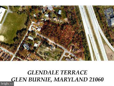 Glen Burnie Residential Lots & Land For Sale: 1 Augusta Place
