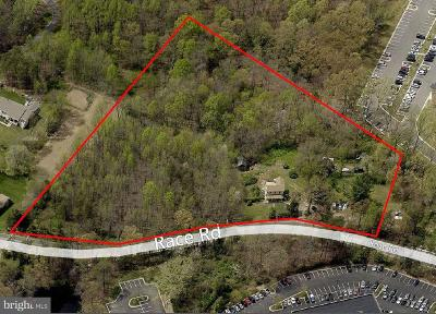 Anne Arundel County Residential Lots & Land For Sale: 7430 Race Road