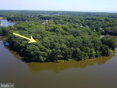 annapolis Residential Lots & Land For Sale: 1680 Homewood Landing Road