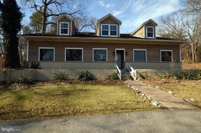 Single Family Home For Sale: 8198 Waterford Road