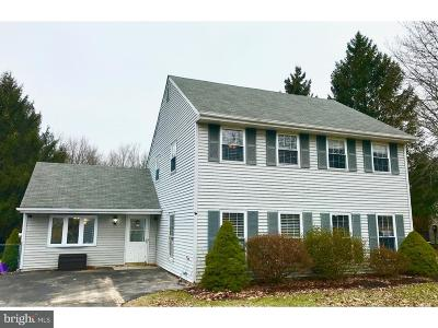 Horsham Single Family Home For Sale: 567 Coach Road