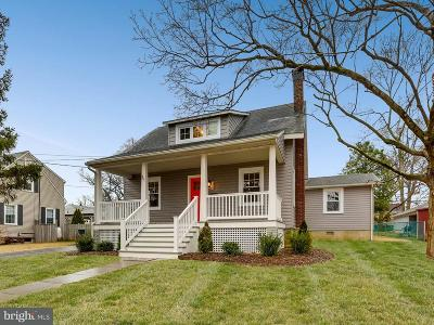 Lutherville Timonium Single Family Home For Sale: 31 Cinder Road