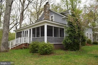 Oakton Single Family Home For Sale: 11284 Waples Mill Road
