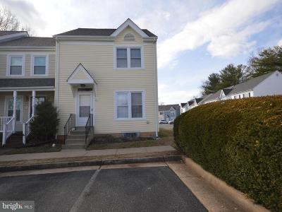 Fredericksburg City, Stafford County Townhouse For Sale: 815 Madison Court