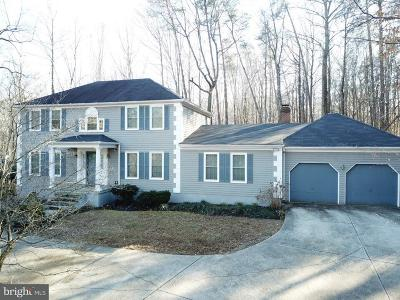 Woodbridge Single Family Home Active Under Contract: 11811 Bacon Race Road