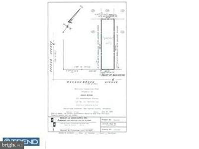 New Castle County, NEW CASTLE COUNTY Residential Lots & Land For Sale: 207 Meadowbrook Avenue