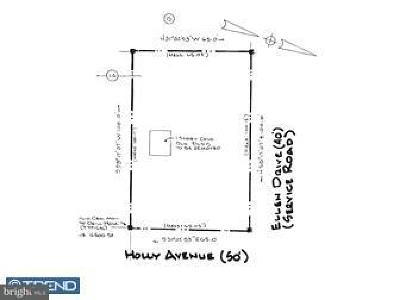 New Castle County, NEW CASTLE COUNTY Residential Lots & Land For Sale: 54 Holly Avenue