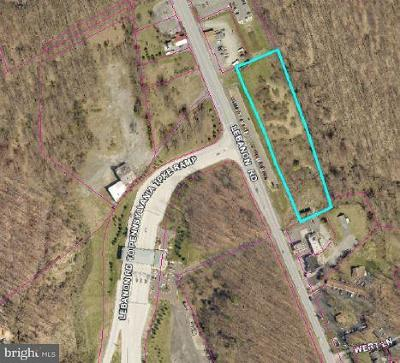 Manheim Residential Lots & Land For Sale: Vacant 3 Acre Lot - Pa 72 & Pa Turnpike