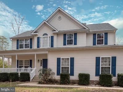 Single Family Home For Sale: 6565 Lanes Corner Road