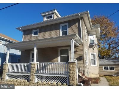Millville Single Family Home For Sale: 9 N Park Avenue