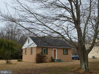 Brandywine Single Family Home For Sale: 13821 Old Indian Head Road