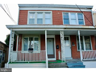 Trenton Single Family Home For Sale: 821 Spruce Street
