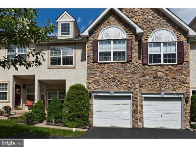 Bucks County Townhouse Under Contract: 4623 Old Oak Road