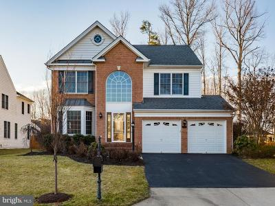 Prince William County Single Family Home For Sale: 5814 Cranswick Court