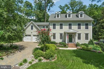 Annapolis Single Family Home For Sale: 4 Ridge Road