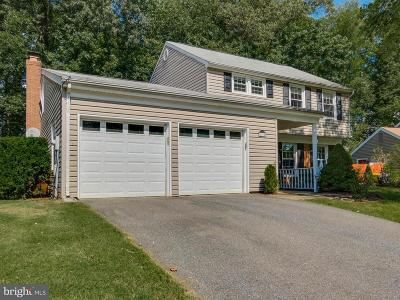 Crofton Single Family Home For Sale: 1412 Ormsby Place