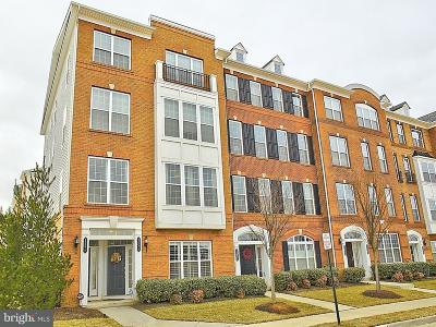 Ashburn Townhouse Active Under Contract: 43075 Thoroughfare Gap Terrace