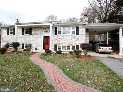 Accokeek Single Family Home For Sale: 15213 Livingston Road
