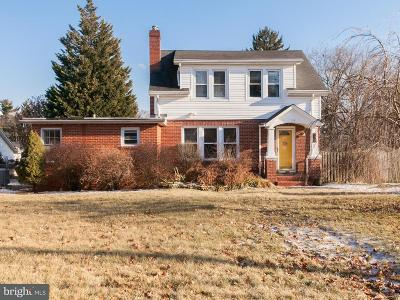 Frederick Single Family Home For Sale: 538 Wilson Place