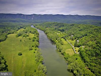 Frederick County, Harrisonburg City, Page County, Rockingham County, Shenandoah County, Warren County, Winchester City Residential Lots & Land For Sale: 790 River View Road Road