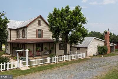 Page County Single Family Home For Sale: 977 Marksville Road