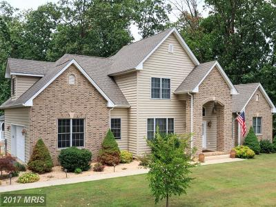 Page County Single Family Home For Sale: 157 Circle View Road