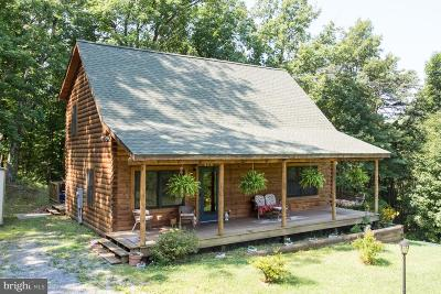 Luray Single Family Home For Sale: 426 Cross Mountain Road