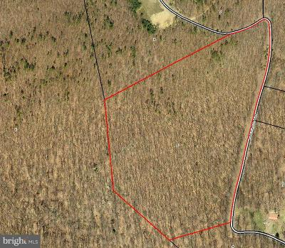 Frederick County Residential Lots & Land For Sale: Fall Run Lane