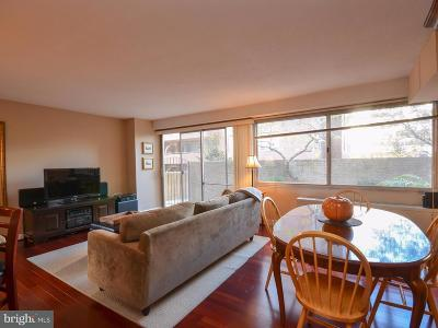 Chevy Chase Condo For Sale: 5500 Friendship Boulevard #817N